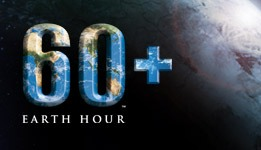 ساعت زمین Earth hour