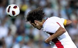 سرزنان فوتبال ایران