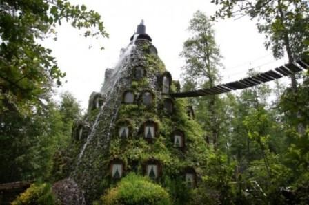 هتلی در کوه
