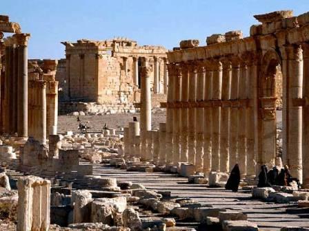 پالمیرا - سوریه