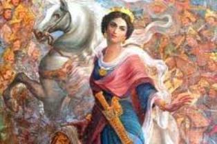 پوراندخت، نخستین پادشاه زن ایرانی
