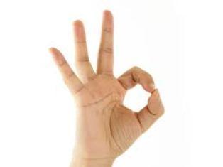 روانشناسی انگشتان دست