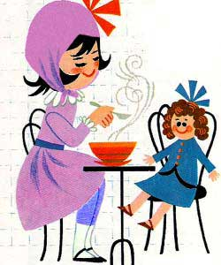 قصه کودکانه عروسک بهانهگیر
