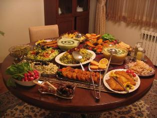 بررسی رفتار غذایی
