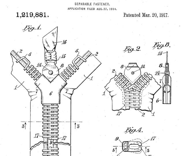 تکنولوژی ساخت اولین زیپ دنیا