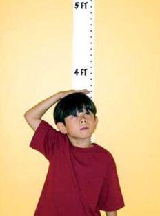 آغاز رشد قد کودک و عوامل مؤثر آن