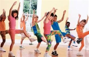 بهترین ورزش برای کودکان