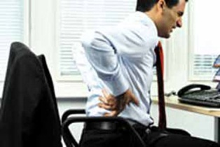 علت کمر درد