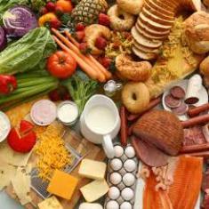 منابع غذایی برای تامين پروتئين بدن