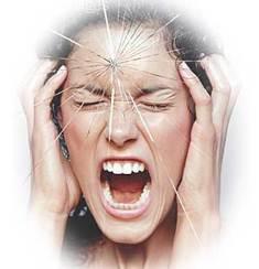 آسیب هایی که عصبانیت به بدن می زند