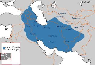 ايران عصر نادرشاه