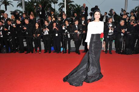 لباس لیلا حاتمی در فستیوال کن 2012