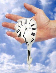 زندگی کردن در زمان حال