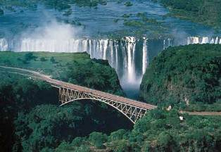 آبشار ويكتوريا