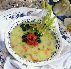تزئئین سوپ