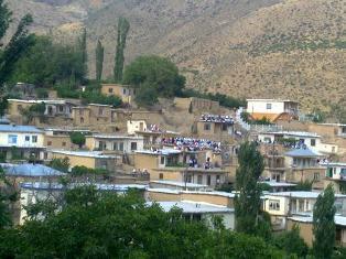 روستای انبوه