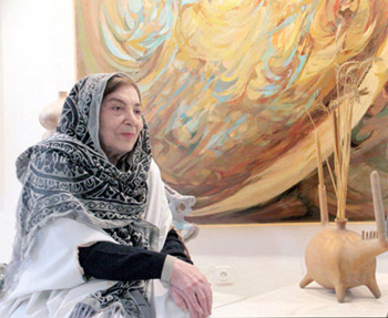 منصوره حسینی