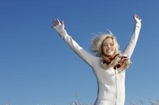 علت شاد بودن زنان نسبت به مردان چیست؟