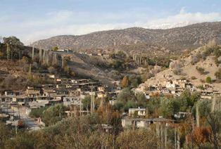 کریک؛ ماسوله جنوب ایران