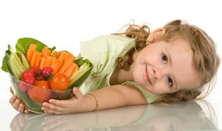 تغذیه و تأثیر آن بر سلامت کودکان