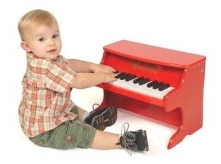 کودک و تمرین موسیقی