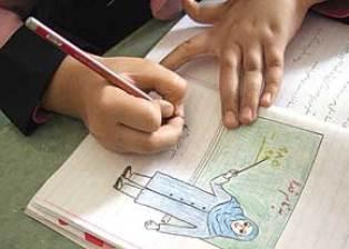 نقش والدین در انجام دادن تکالیف درسی فرزندان