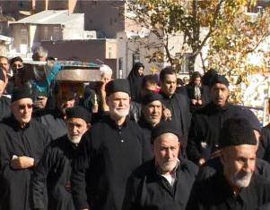 ایران و آئین سیاه پوشی