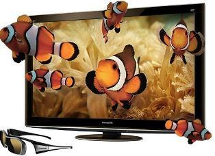 تلویزیون های سه بعدی