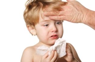 نکاتی درباره سرماخوردگی کودک