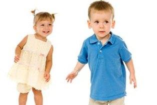 تفاوتهای رفتاری دختربچه ها و پسربچه ها