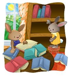 تأثیر کتاب قصه بر ذهن کودک
