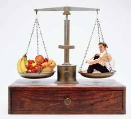 میزان کالری مورد نیاز زنان و مردان