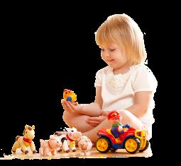 اسباب بازی کودکان را جنسیتی نکنید