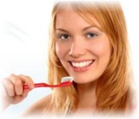 روش درست تمیز کردن دندانها
