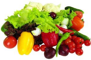 ده میوه و سبزی برتر از نظر تغذیه ای
