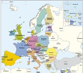 اتحادیۀ اروپا چگونه به وجود آمد؟
