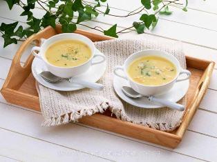 سوپ نخود و گوشت ران