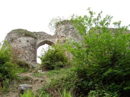 سفری به روستای قلعه دوش