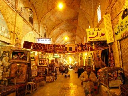 آشنایی با بازارهای سنتی ایران