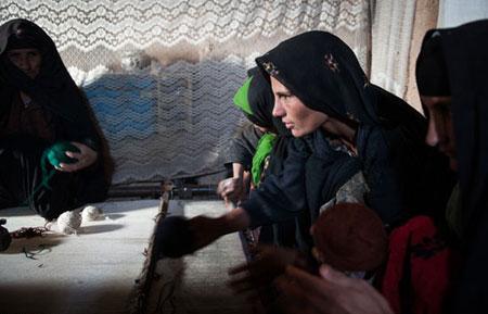 زنان بیوه افغانی