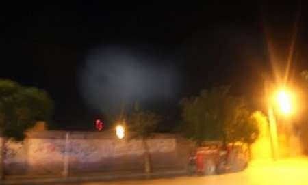 شهاب سنگ در قزوین، همدان