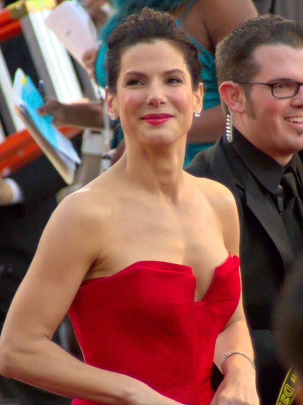 ساندرا بولاک در جوایز آکادمی