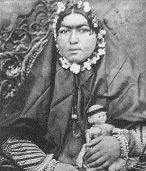 انیس الدوله، سوگلی ناصرالدین شاه