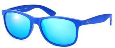 عینک آبی