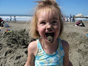 علت خاک خوردن کودکان