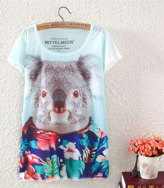 تاپ و تی شرت دخترانه