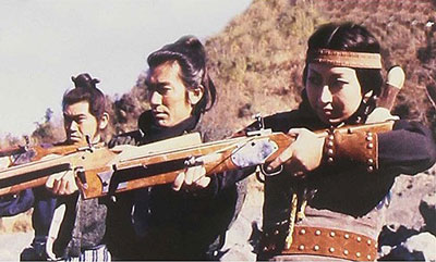 جنگجویان کوهستان - لیانگ شان پو