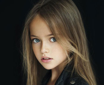 کریستینا پیمنوا (Kristina Pimenova) فرشته ایی در دنیای مد و زیبایی