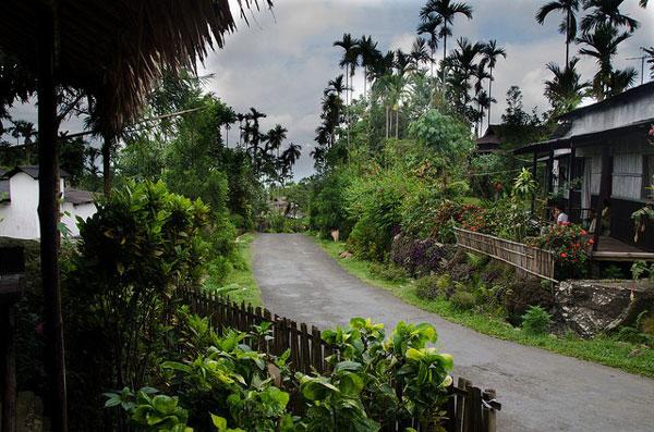 ماولینونگ (Mawlynnong) زیباترین روستای آسیا