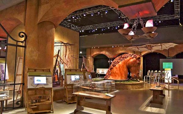 موزه لئوناردو داوینچی